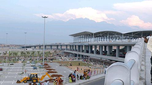 New Delhi airport fire destroys cargo; no one hurt