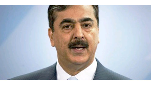 PM gilani goes to court