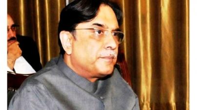 Zardari launches Waseela-e-Haq Sindh scheme