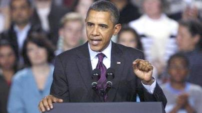 Barack Obama has reasons to smile again