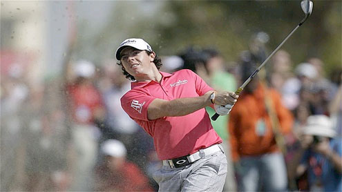 Good day for McIlroy