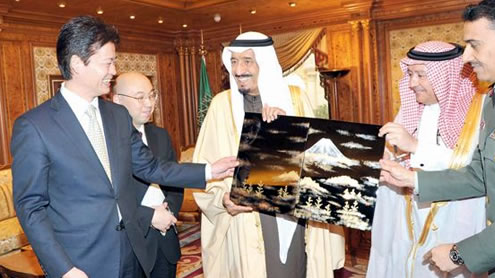 Japan assured of steady supply in face of Iran crisis