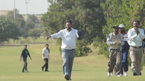 National Open Golf Title for Shabir Iqbal