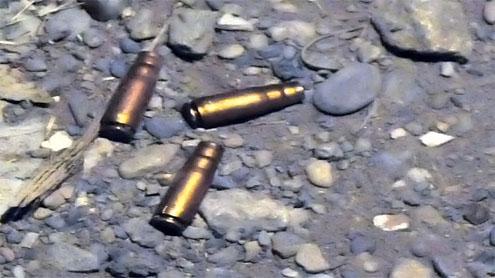 Target killing in Karachi