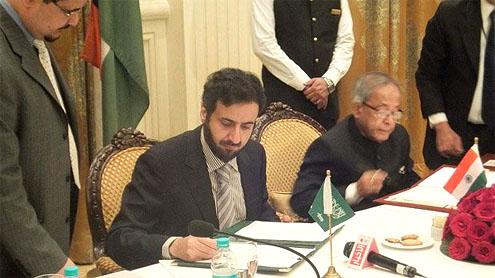 Saudi-India relations