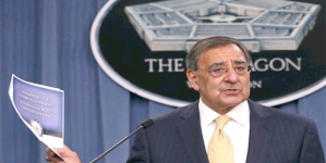 Pentagon budget set to shrink next year