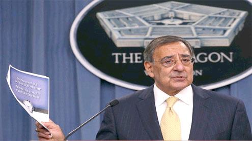 Pentagon budget set to shrink next year