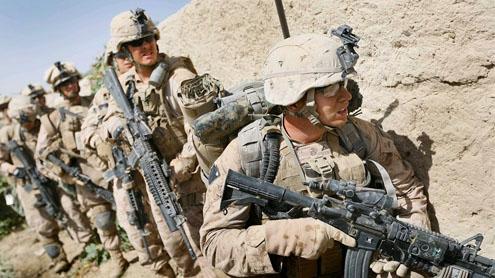 US Marine Corps probes 'Taliban desecration' video