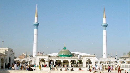 Urs of Hazrat Data Gunj Bakhsh