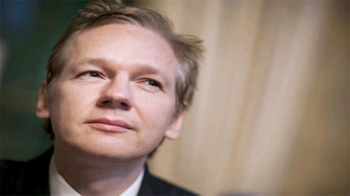 WikiLeaks founder Julian