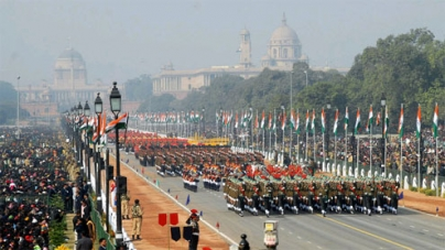 India observes 63rd Republic Day, to display military might