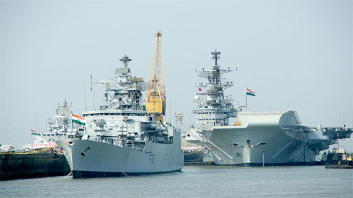 Defence ministry looking into data leak by naval officers