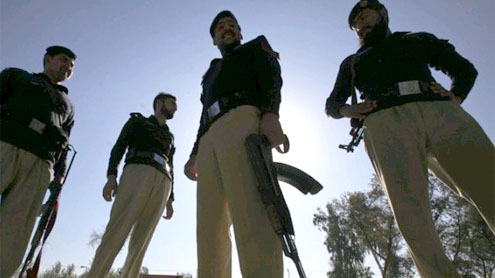 Pakistan police arrest 4 for kidnap of Western aid workers