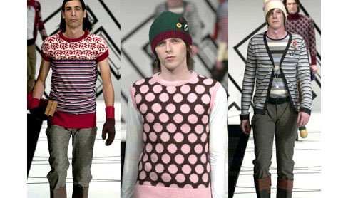 Is the future of fashion male?