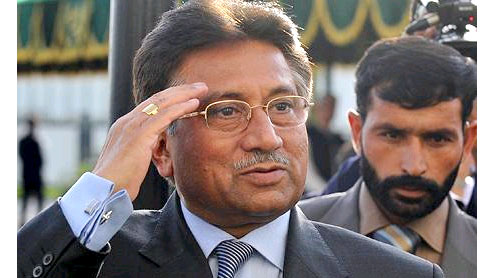Musharraf's return