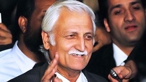 presidential spokesman Farhatullah Babar