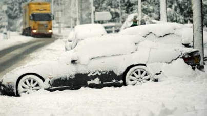 160 dead as cold snap grips Europe