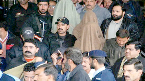 Adiala prisoners presented to SC