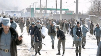 Eight killed in Afghan protests over Koran burning
