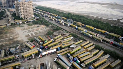Over 5,000 oil tankers to stop upcountry supply