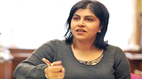 Britain being overtaken by 'militant secularists', says Baroness Warsi