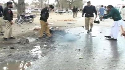 Bomb hits ANP rally, 7 killed