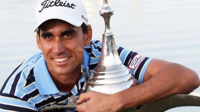 Golf: Cabrera-Bello wins Dubai Desert Classic
