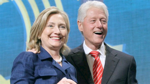 Clinton Struggled to Deal With Lewinsky