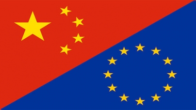 EU leaders in China for debt crisis talks