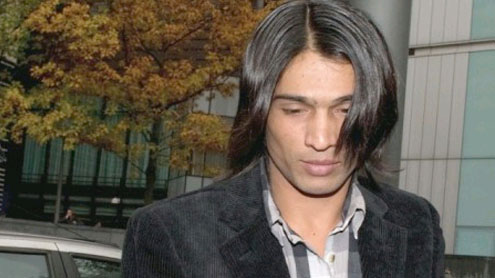 Fast bowler Mohammad Amir
