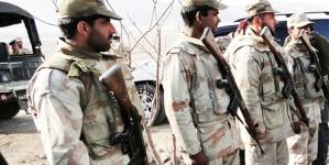 FC foils terror bid in Balochistan