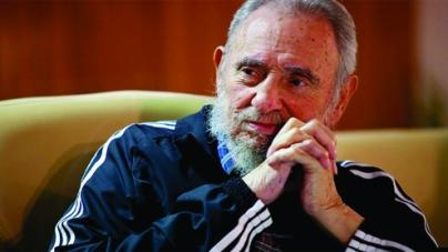 Fidel Castro unveils 1,000-page memoir