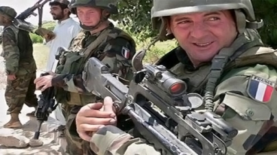 French forces leave Afghan base
