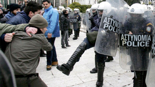 Greece bailout: Eurozone calls for tighter oversight