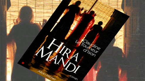 Finding a light in the dark – French author writes about Hira Mandi