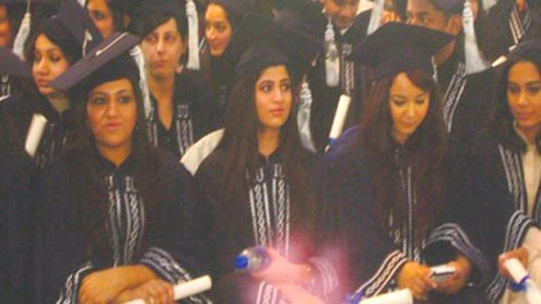 At its 10th convocation, Iqra University gives 3 PHDs to the nation