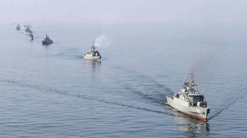 US Navy: Iran prepares suicide bomb boats in Gulf