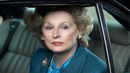 Iron Lady' film draws sympathy for Thatcher
