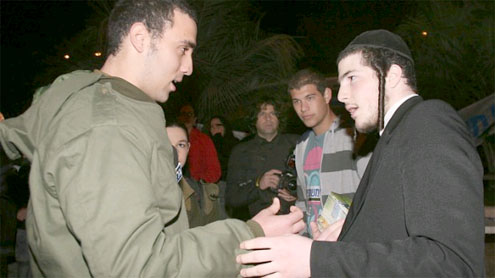 Israeli ultra-Orthodox say they won't be drafted