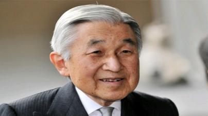 Japanese Emperor Akihito's heart surgery 'a success'