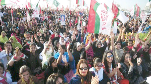 MQM shows 'liberal face' of Pakistan