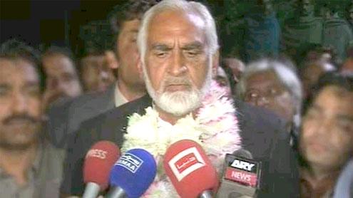 Kasur NA-140 by-polls: Malik Rashid wins by 89 votes
