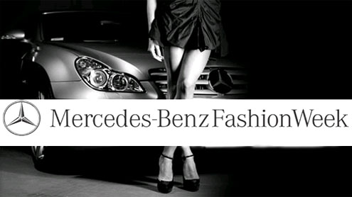 Mercedes Fashion Week