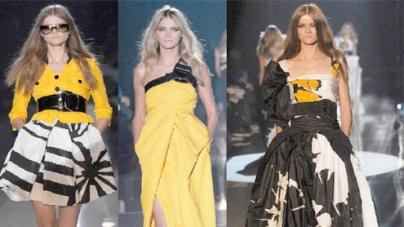 Gucci's dark glamour kicks off Milan Fashion Week