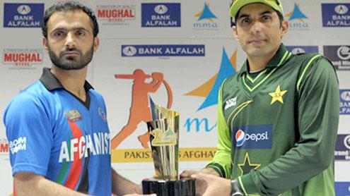 Sharjah hosts historic ODI