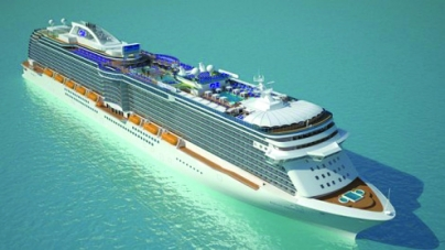 Nearly 500 on 2 Princess cruise ships stricken by Norovirus