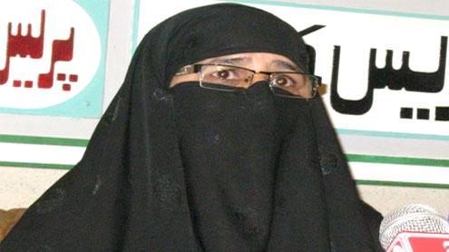 Provincial Minister Nasreen Khetran