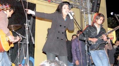 Musical night: Powerhouse QB lights up Islamabad