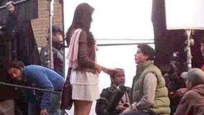 SRK-Kat's London romance