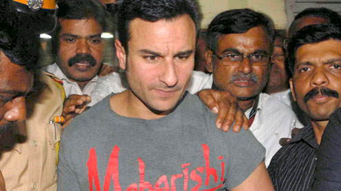 Bollywood star Saif Ali Khan gets bail in assault case